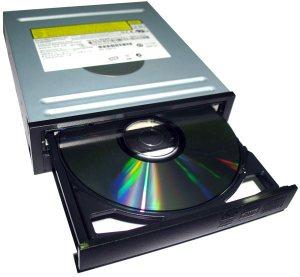 DVD/CD привод компьютера