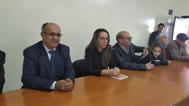 المديرية الإقليمية تنغير: التثقيف بالنظير بثانوية بومالن دادس.