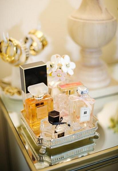 Monday S Inspiration Perfume Trays