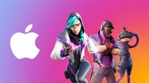 fornite vs apple