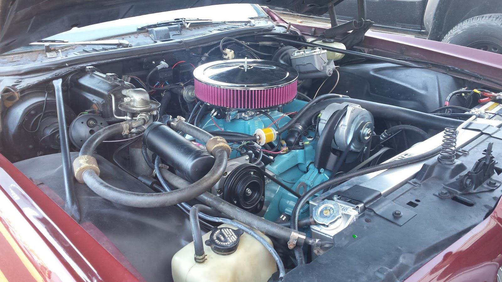 Driven Restorations: 1973 Pontiac 400 Built for HP and Fun!