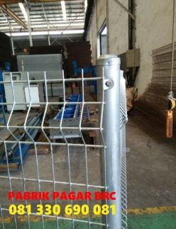Produsen Pagar BRC Full Kirim ke Buton Sulawesi Tenggara