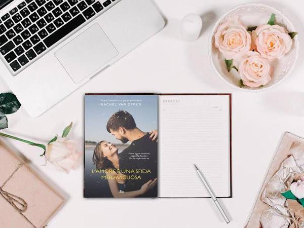 Recensione L'amore È Una Sfida Meravigliosa Di Rachel Van Dyken