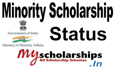 Minority Scholarship Application Status