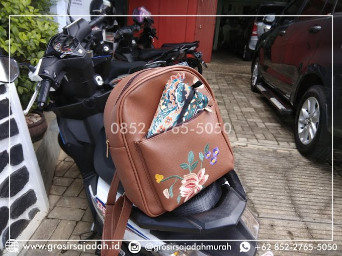 WASPADA PANDEMI!!! Pakai Alat Sholat Sendiri dan Beli di Grosir Sajadah Tangerang