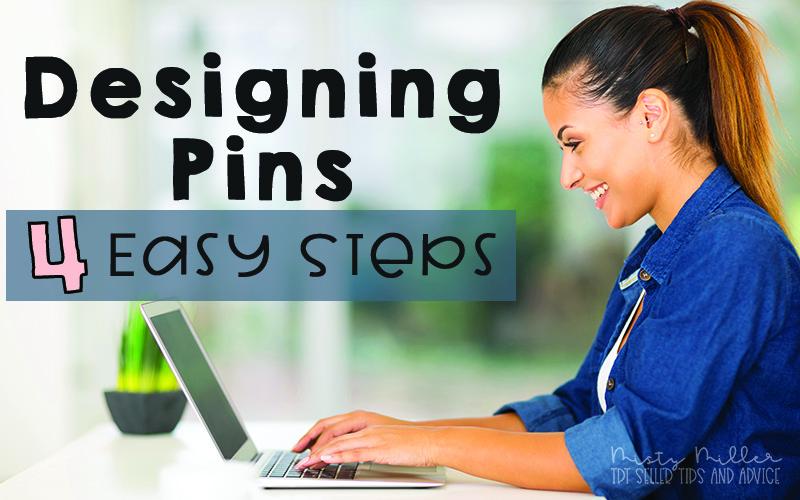 Designing Pins for Pinterest in 4 Easy Steps