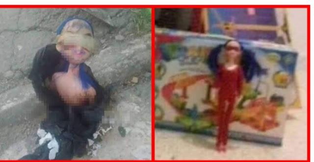 تونس : توفت ابنتها ذات 3 اشهر ففوجأت بوجود سحر في لعبة إبنتها
