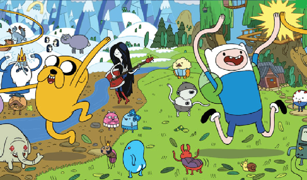 Adventure Time Wallpapers Backgrounds HD cartoon wallpaper
