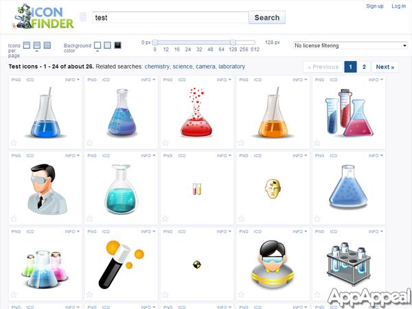 Situs Penyedia Icon Gratis Icon Finder