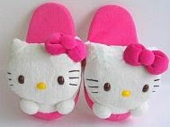 Hello Kitty slippers