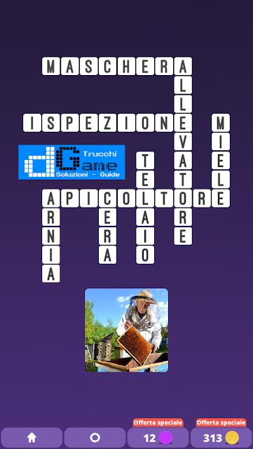 Soluzioni One Clue Crossword livello 20 schemi 6 (Cruciverba illustrato)  | Parole e foto