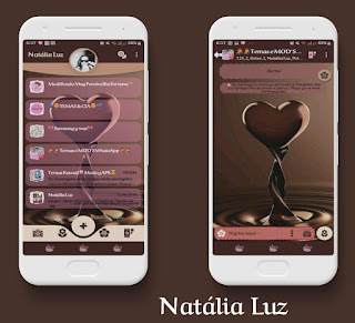 Love Theme For YOWhatsApp & Fouad WhatsApp By Natalia Luz