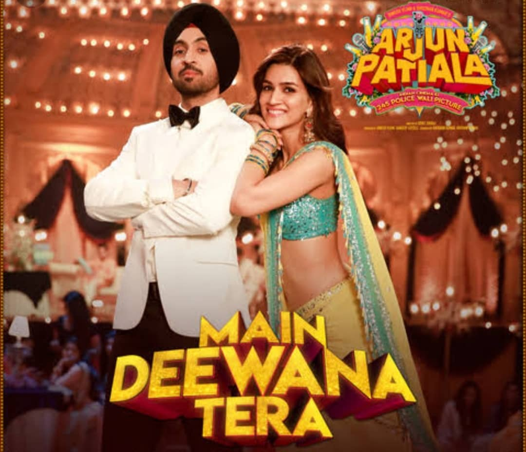 Main Deewana Tera Punjabi Song Lyrics, Sung by Guru Randhawa.
