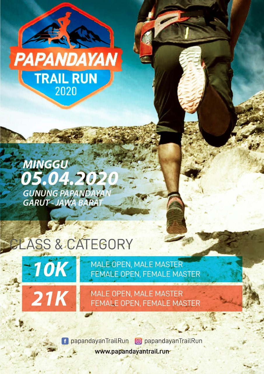 Papandayan Trail Run • 2020