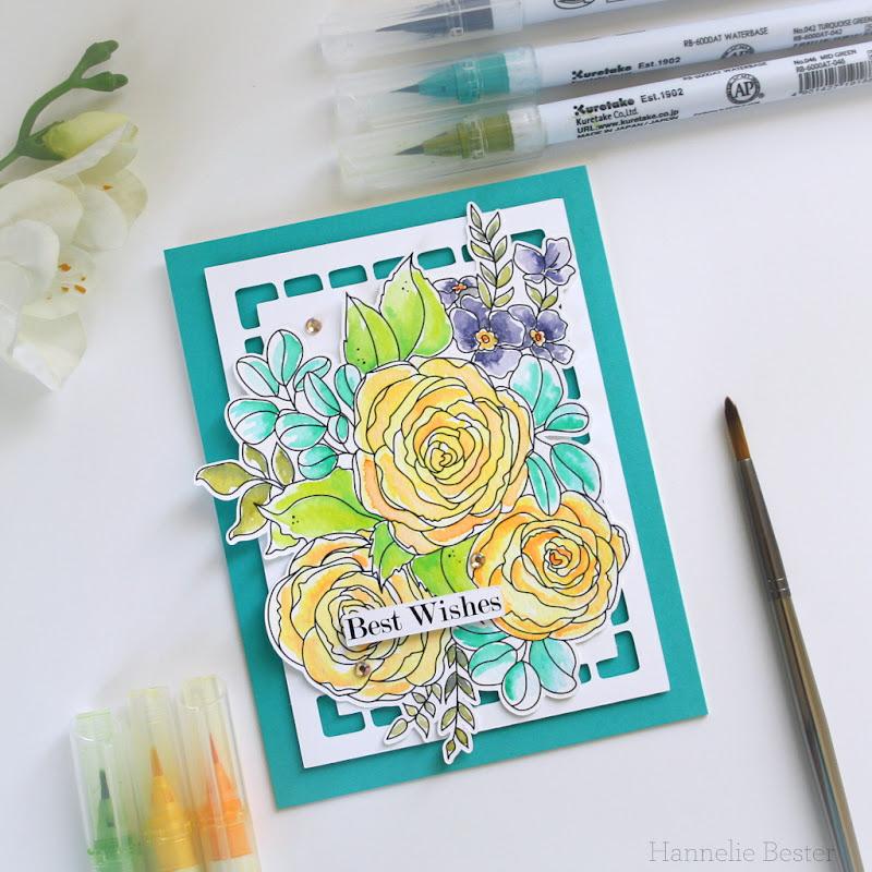 Alex Syberia : Summer Bouquet