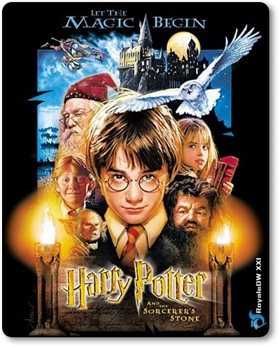 HARRY POTTER- AND THE SORCERERS STONE (2001)