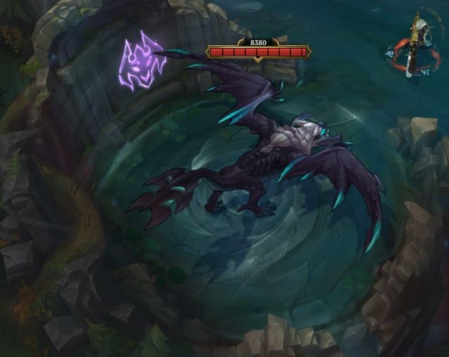 dragón ancestral