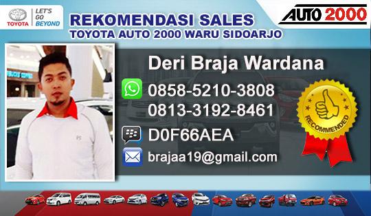 Toyota Waru Sidoarjo