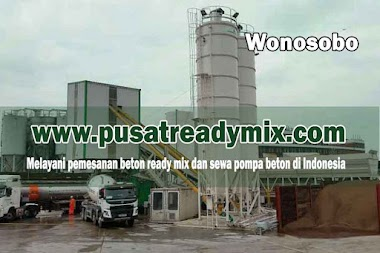 Harga Beton Jayamix Wonosobo Per M3 & Per Mobil Molen 2021