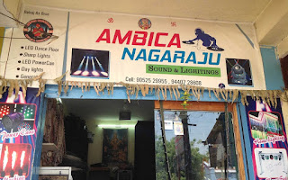 Ambica Nagaraju Sound And Lightings