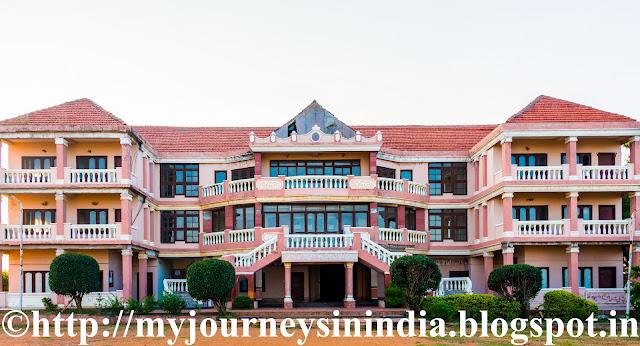 Ramanaidu Film Studio Hills Vishakapatnam