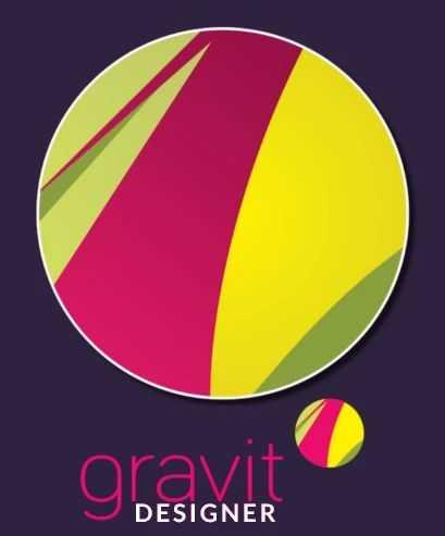 تحميل افضل برنامج لتصميم و عمل اللوغوهات و الشعارات gravit designer عربي للكمبيوتر