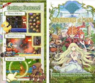 Adventures of Mana Mod Apk Data