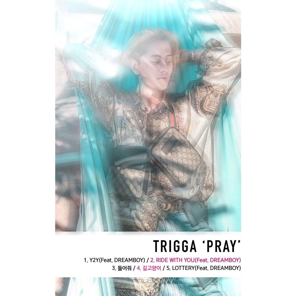 Trigga – PRAY – EP
