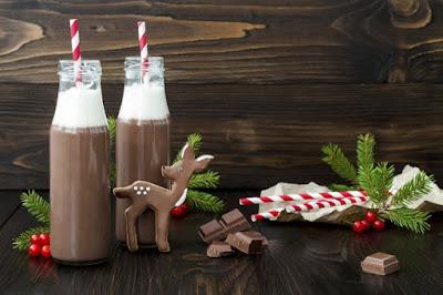 Рецепт гарячого шоколаду
