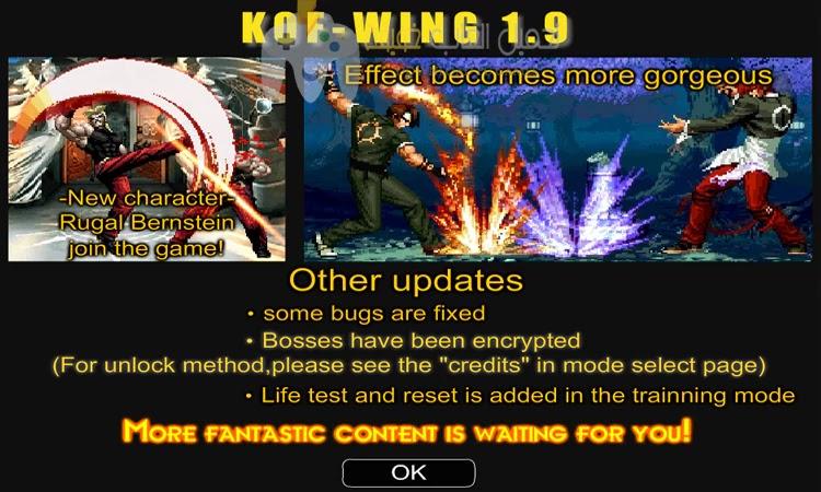 تحميل لعبة المصارعة والقتال King of Fighters للكمبيوتر