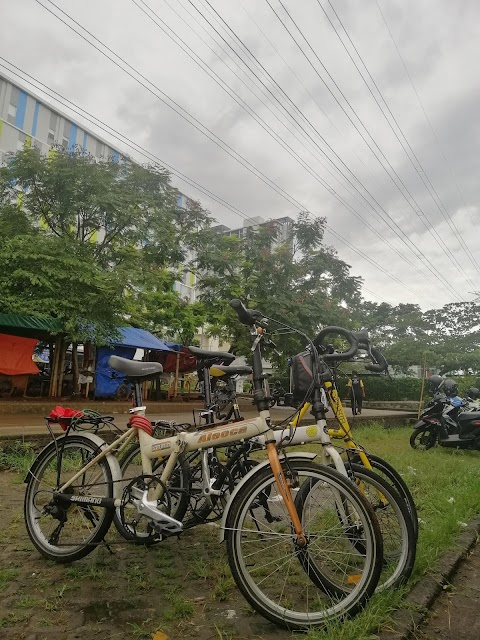 Gowes 3 Sepeda