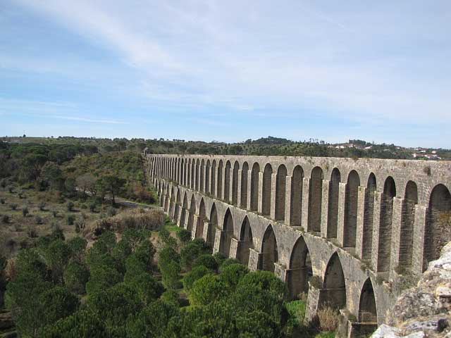 Aqueducts in Portugal