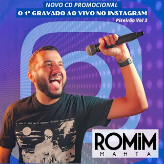 Romim Mahta - Piseirão - Vol. 03