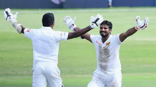 Top 10 Test Cricket Matches Of The Century Srilanka vs South Africa 2019 Kusal Perera 153