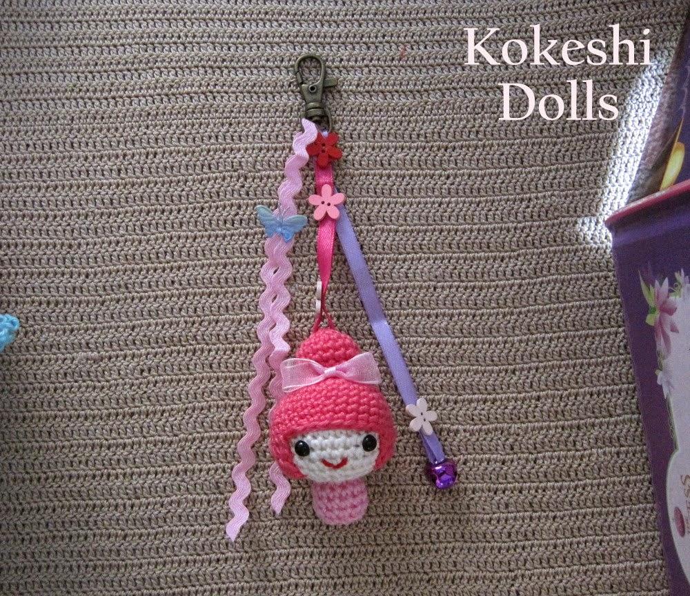 Amigurumi Kokeshi Dolls - Sayjai Amigurumi Crochet ...