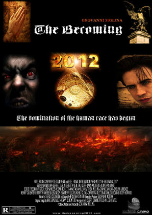 The Becoming 2012 WEBRip 900MB Hindi Dual Audio 720p