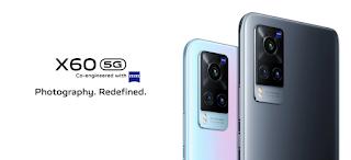 Dijual Secara Resmi Smartphone Vivo X60 Andalkan Kamera Canggih