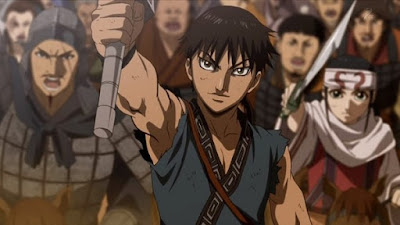 """Kingdom"" anime"