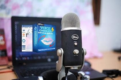 Software Pengubah Suara, Menambah Efek dengan Menggunakan aplikasi Voice Changer