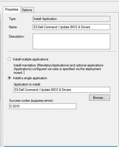 Using PowerShell to control Dell Command | Update for