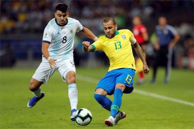 البرازيل والأرجنتين في السوبر كلاسيكو في السعودية