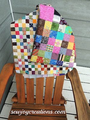 quilt top patchwork