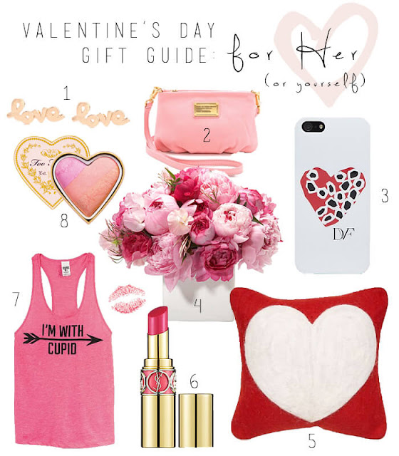 Valentines Day 2017 Gifts idea For Girlfriend/Wife