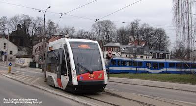 Solaris Tramino, testy w Krakowie i N8C-NF