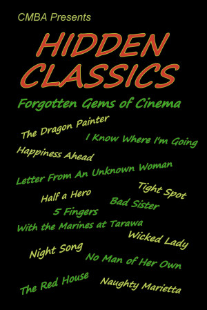 Hidden Classics: Forgotten Gems of Classic Cinema (eBook)