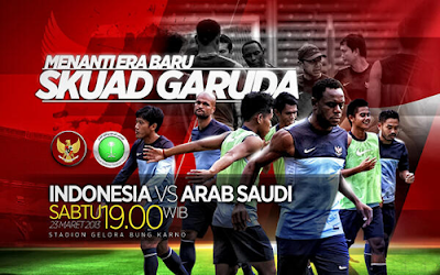 Indonesia vs Arab Saudi