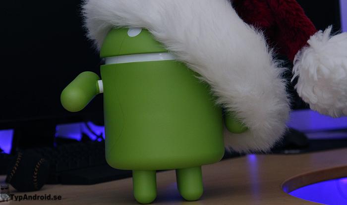 God jul från Typ Android