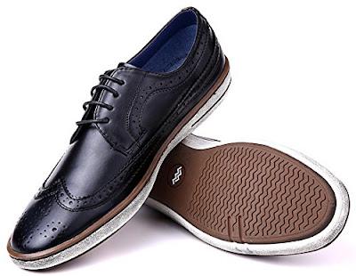 Jenis Sepatu Casual untuk Pria Modern