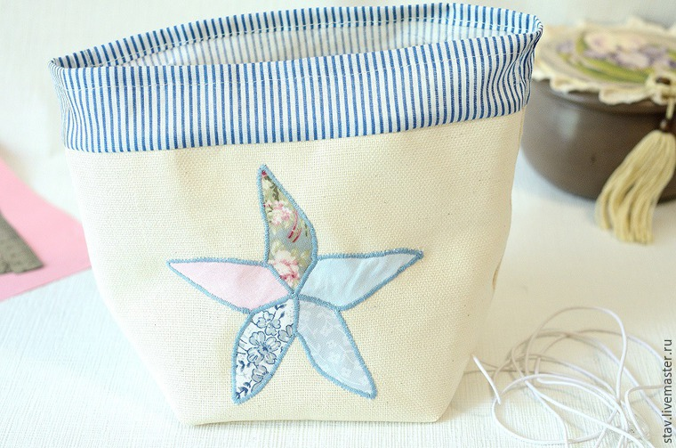 Handmade Gift Bag Tutorial DIY