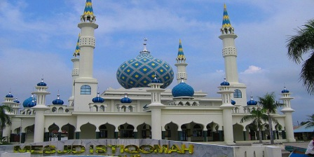 Masjid Agung Istiqomah Bengkalis